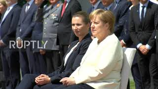 Germany: Merkel and Denmark