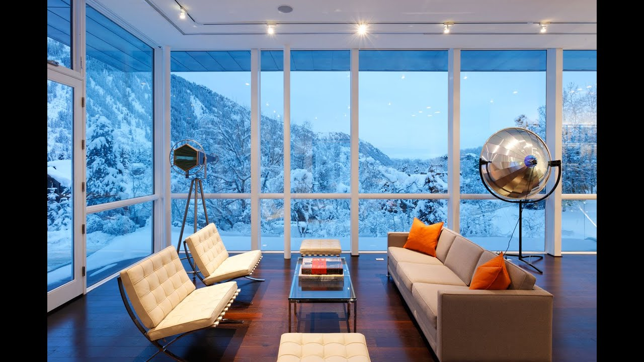 Fabulous House Design   Beautiful Residence in Aspen by Studio B     YouTube Premium