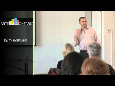 LEARN IT | BUILD IT | MANAGE IT: FINANCING - Equity Investment