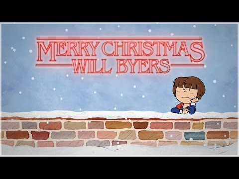 A Stranger Things Christmas