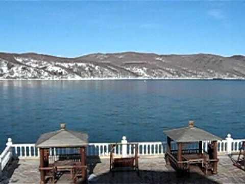 Реки - Озеро Байкал - Русский