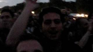 The Killers - Mr Brightside, Hyde Park, 26/6 2009