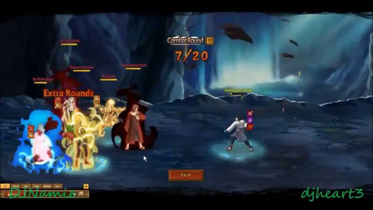 Ninja Online Game