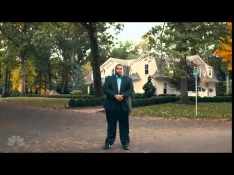 Allstate Insurance Man Gets Run Over By Car