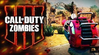 CRAZY *NEW* RAY GUN EASTER EGG!! (Blackout: Zombies)