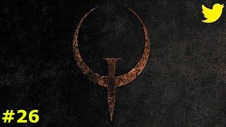 Quake - E4M4 - The Palace of Hate.