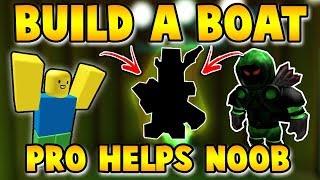 PRO aide NOOB à obtenir PLUSHIE 'NOUVEAU' Construire un bateau pour treasure ROBLOX