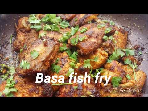 Basa Fish Fry In Simple Way (Indian Style)