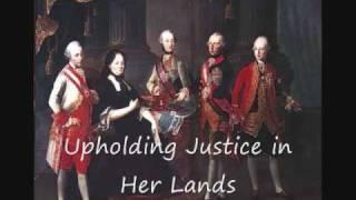 Maria-Theresa of Austria, Card Stacking