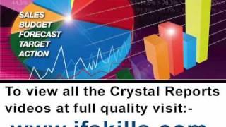 تقارير Crystal التعليمي - اتصال قاعدة بيانات SQL