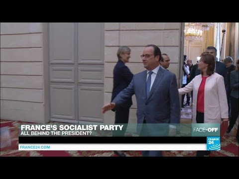 France's Socialist Party: All behind the president?