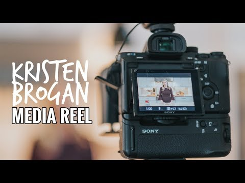 Kristen Johnson Brogan Media Reel Promo