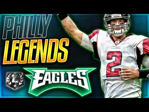 ONLY LOCAL PLAYERS ON THE EAGLES | Madden 18 Franchise Mode