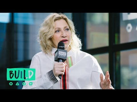 Edie Falco Discusses
