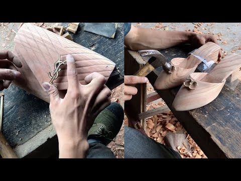 YSL and CUGI Make From Wood and Bamboo DIY - Craftsmen  AXWSY999