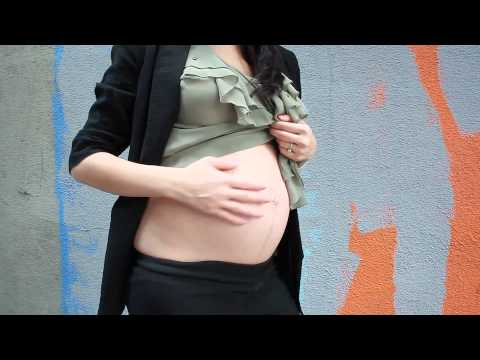 Hot Pregnant Chick from YouTube · Duration:  46 seconds