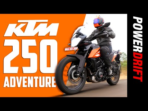 Giveaway Alert | KTM 250 Adventure | Top 5 Things You Need To Know | PowerDrift