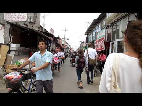 ASU China 2012 - Wandering a Beijing Migrant Community