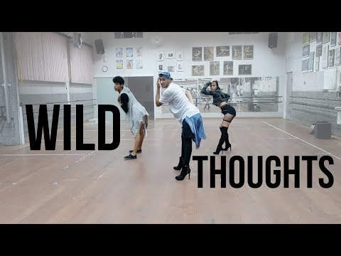 Wild Thoughts - DJ Khaled Ft Rihanna X Bryson Tiller | Choreography Tutorial