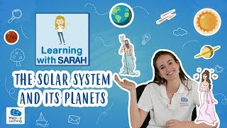 The Solar System: The Planets | HAPPY LEARNING WITH SARAH
