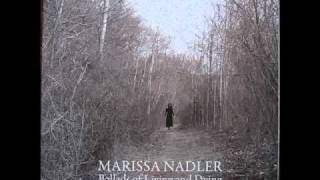 Watch Marissa Nadler Fifty Five Falls video