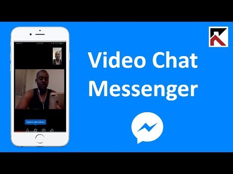 How to do video chat on facebook messenger