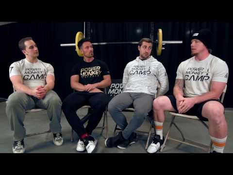 Discussing the Squat