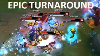 Epic Turnaround