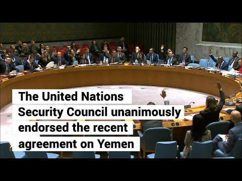 Warring parties in Yemen must 'fully respect' Hudaydah ceasefire – UN Security Council