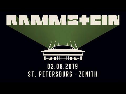 Rammstein «Live in Saint Petersburg 2019» 2.08. [FULL SHOW] video: Alex Kornyshev