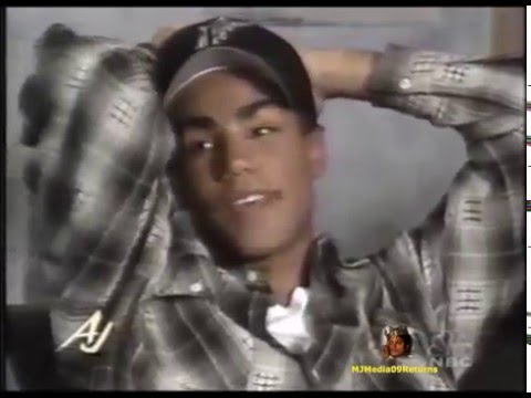 Michael Jackson Nephews 3T (Titos Sons) 1995