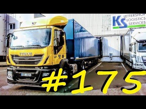 Český Truckvlog #175 - ,,Velká změna!!!  / Stal se ze mě TruCker / Co bude dál???,,