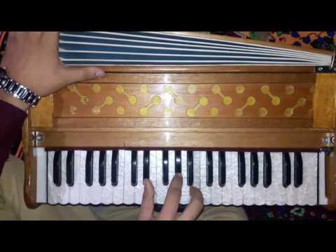 How To Play Sohniye Je Tere Naal On Harmonium // Tuitorial // Gaurav Anmol // 2017