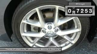 2010 Nissan Maxima Union City GA U566749B
