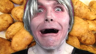 Repeat youtube video I Love Potatoes (Potato Song)