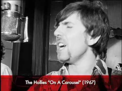 """The Hollies- """"On A Carousel"""" in Abbey Road 1967 (Reelin' In The Years Archives)"""