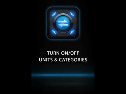 Converter Infinity - All in One Unit Converter for iPhone/iPad/iPod