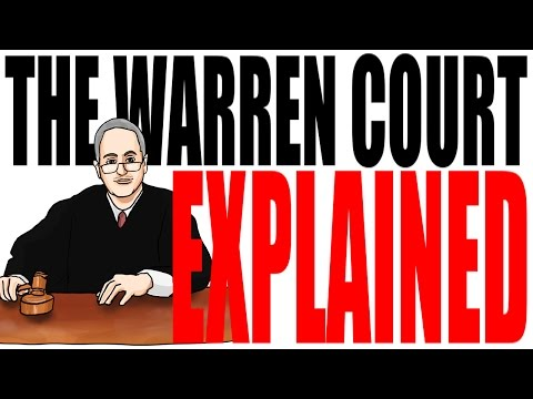 The Warren Court Explained: US History Review