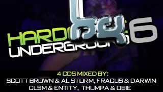 Hardcore Underground 6 - **OUT NOW** (HUDSCD001)