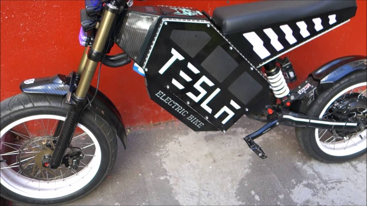 Mk3000w Superbike Electric Bike - 35a/h 94v - Акб | мото магазин в байк центре