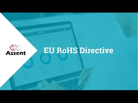 [Webinar] EU RoHS Directive