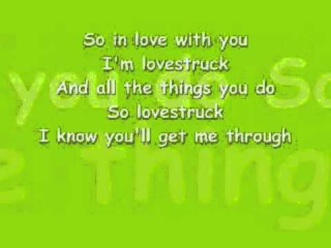 LoveStruck Lyrics By Botdf [For XxFluttershy HD]