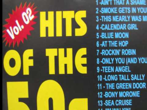 HITS OF THE 50s   FULL ALBUM