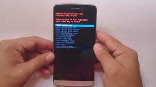 🥇 Cómo desbloquear | resetear| hard reset LG ZONE X180g