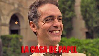 Umberto Tozzi - Ti Amo (Lyric video) • La Casa De Papel   S4 Soundtrack