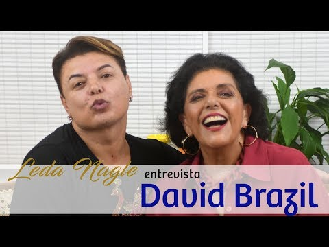 David Brazil : gago mais famoso do país