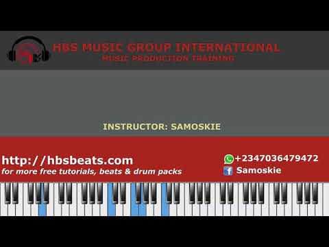 Afrobeat Chords (How to Stop Guessing and play the right chords)