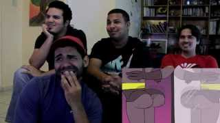 Sexxi Batman Reaction | The Couch Sessions