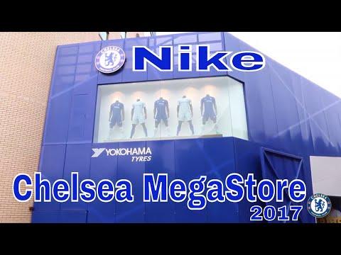 2017 Nike Chelsea FC MegaStore Tour