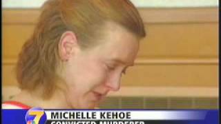 Michelle Kehoe Sentence to Life in Prison For Death of Her Son